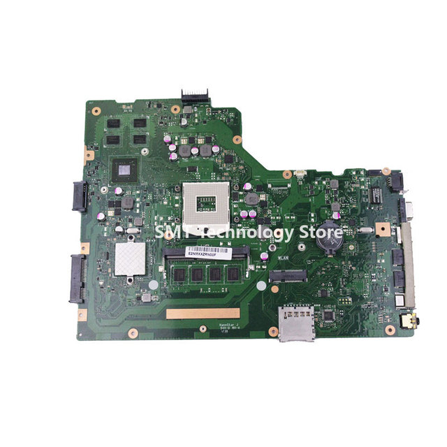 Para asus k55 k55vd intel laptop motherboard s989 u57a hm76 nvidia geforce 610 m con 2 gb ddr3 prueba aceptar
