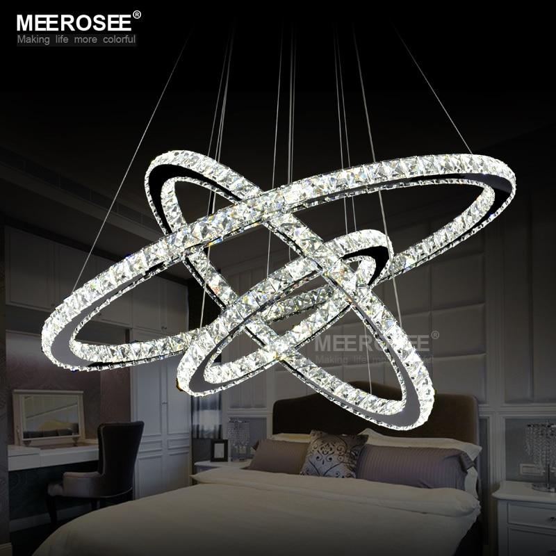 New Lighting Fixture 2017 Diamond Crystal LED Pendant