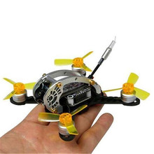 Kingkong FlyEgg100 100mm FPV Racing Drone With F3 10A 4in1 Blheli_S 25/100MW 16CH 800TVL PNP BNF RC Quadcopter