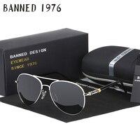 Brand Designer Cool Polarized Aviatation Oculos Fashion Men Women Sunglasses UV Protect Sun Glasses Male Driving