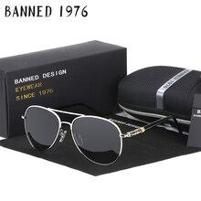 HD Polarized Sunglasses for Men Aviator Sunglasses Men for Driving Luxury Brand Coating mirror Sun Glasses male female Women