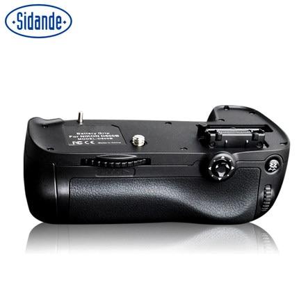 NEW BG-E9 SIDANDE  Battery Grip For NIKON D7100 Battery Case CAMERA BATTERY meike dslr camera built in 2 4g battery grip for canon eos 7d mark ii as bg e16