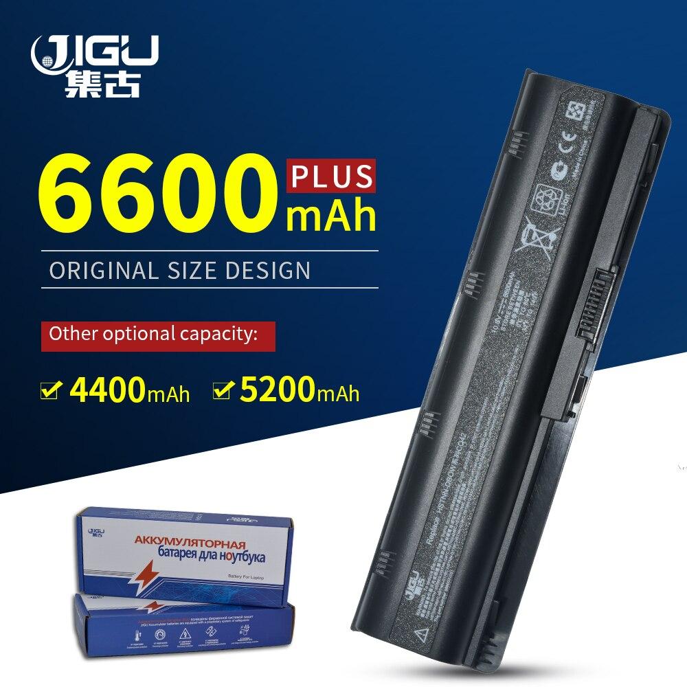 JIGU 6 CELLULES HSTNN-Q68C Q69C Batterie D'ordinateur Portable Pour HP Pavilion Dv6-6000 DV5 G56 G6 G72 G7 Pour COMPAQ Presario CQ32 CQ42 CQ56 CQ62