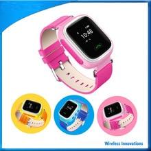 Smart watch für kinder mit sim karte gps-locator wireless bluetooth tracking kinder smartwatchs für ios android smartphones