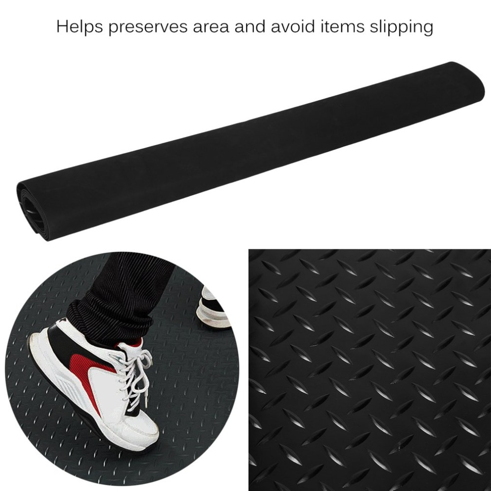 1.5 X 1M Rubber Flooring Matting 3mm Thickness Garage Flooring Cushion Durable Floor Pad For Garage Gym And Utility Rooms ламинат egger laminate flooring 2015 classic 8 32 дуб ноксвилл 32 класс