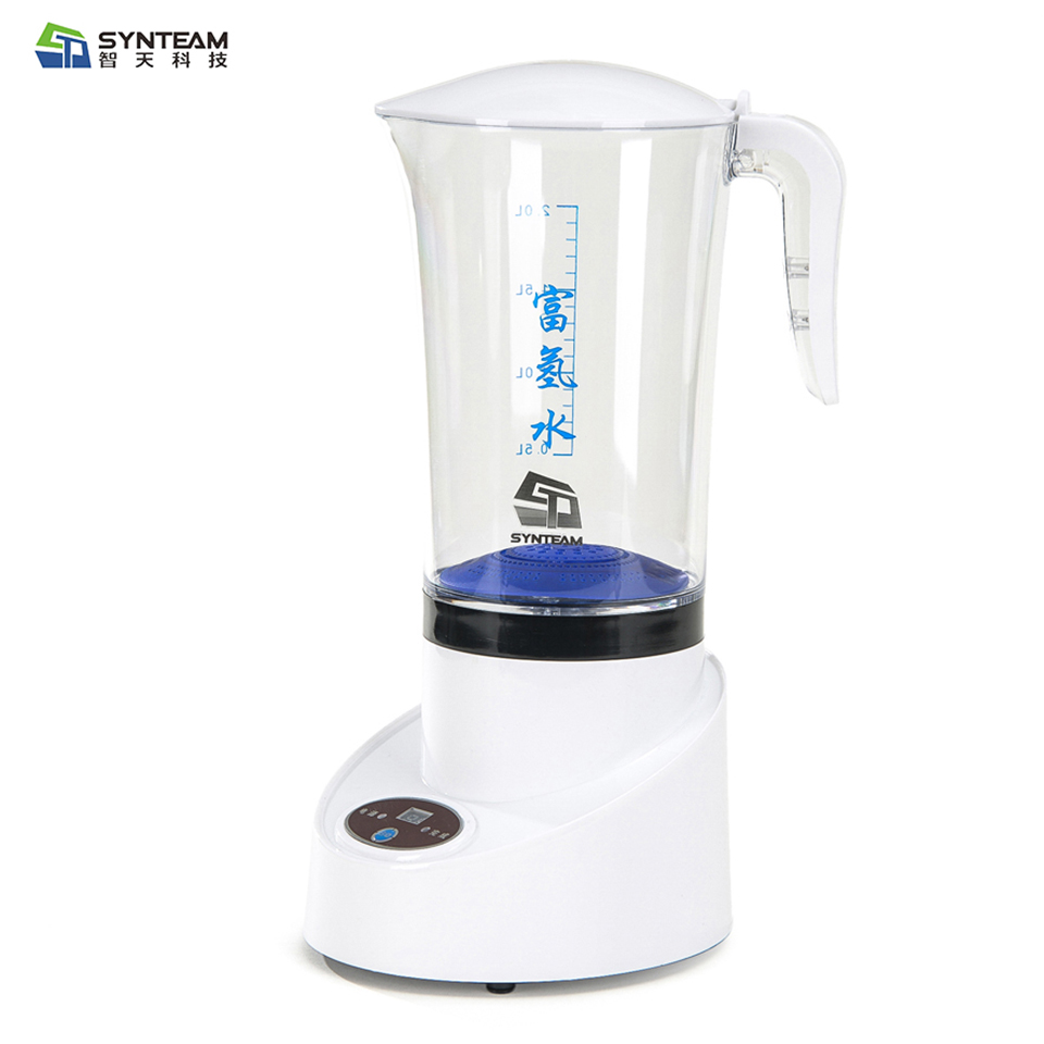 Hydrogen Water Generator Hydrogen Water Maker Alkaline Water Ionizer Kettle 2000ml HEALTH CARE PRODUCT 100-240V 500ml portable hydrogen rich water maker ionizer generator 2016