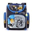 High Quality Car Boys School Bags Children Backpack Waterproof Primary 1-4 Grade Bookbag Orthopedic Schoolbags Mochila Infantil