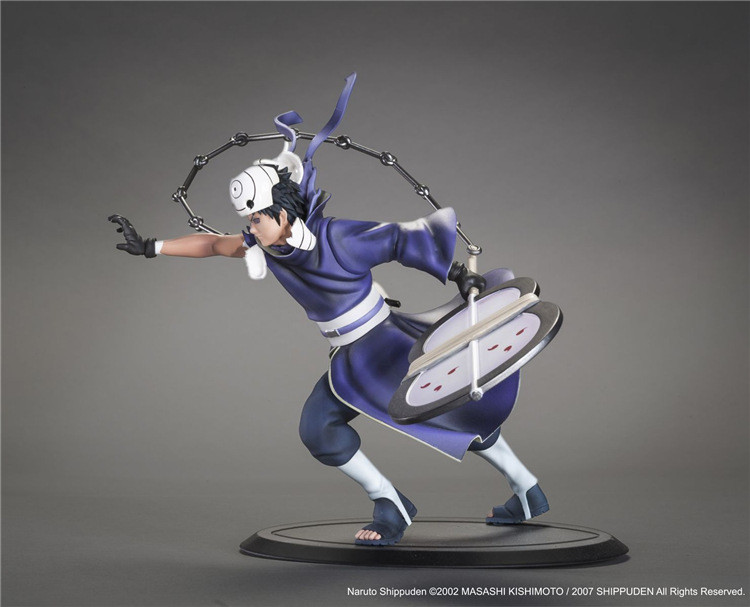 Obito Figure Right View