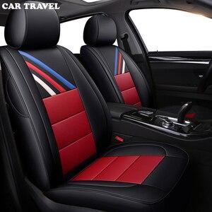 Image 3 - ของแท้หนังที่กำหนดเองรถยนต์สำหรับ BMW E46 E36 E39 E90 X1 X5 X6 E53 F11 E60 F30 x3 E83 รถยนต์ที่นั่งครอบคลุม