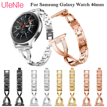 Frontier classic watch band For Samsung Gear S3 wristband for Samsung Galaxy watch 46mm smart watch replacement Strap bands replacement bands for samsung galaxy gear s sm r750 smart watch soft tpu classic watch band style with metal buckle