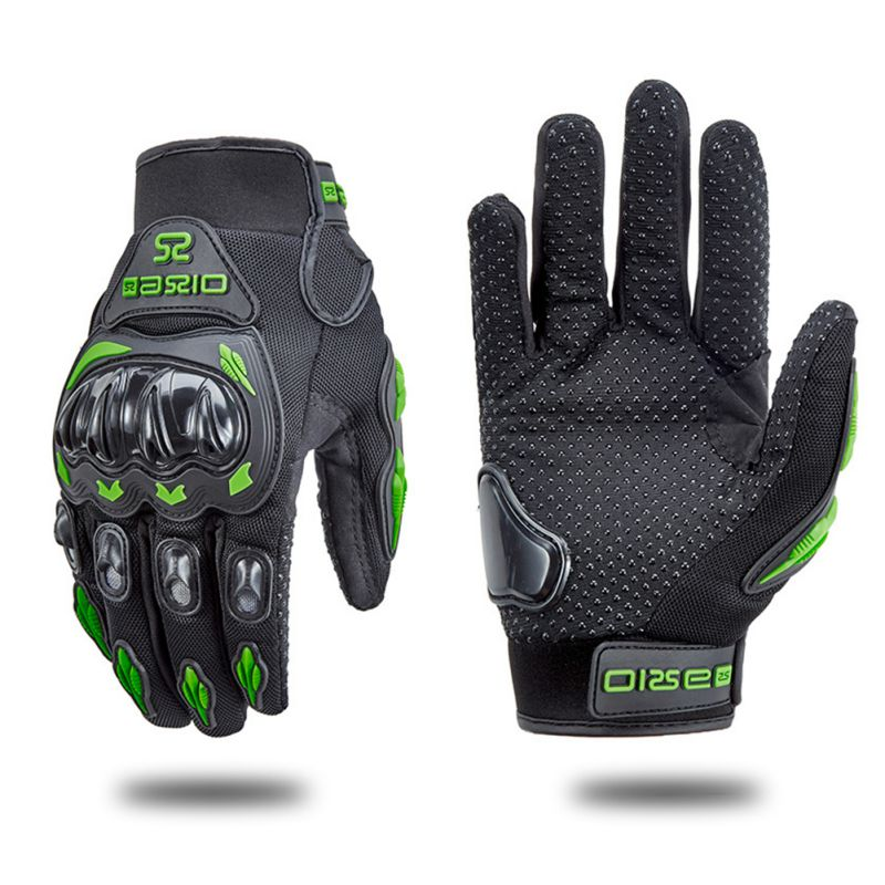 New Motorcycle Gloves Touch Screen Breathable Wearable Protective Gloves Motocross Stars Gloves