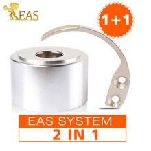 Универсальная магнитной EAS деташер жесткий удаления тегов 1 шт. Superlock Detacher 15000gs + 1 шт. деташер категории хук EAS системы
