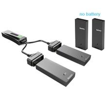 2 в 1 Multi Батарея Зарядное устройство концентратора для Тельо Wi-Fi FPV Мультикоптер Дрон умный быстрой зарядки YH-17