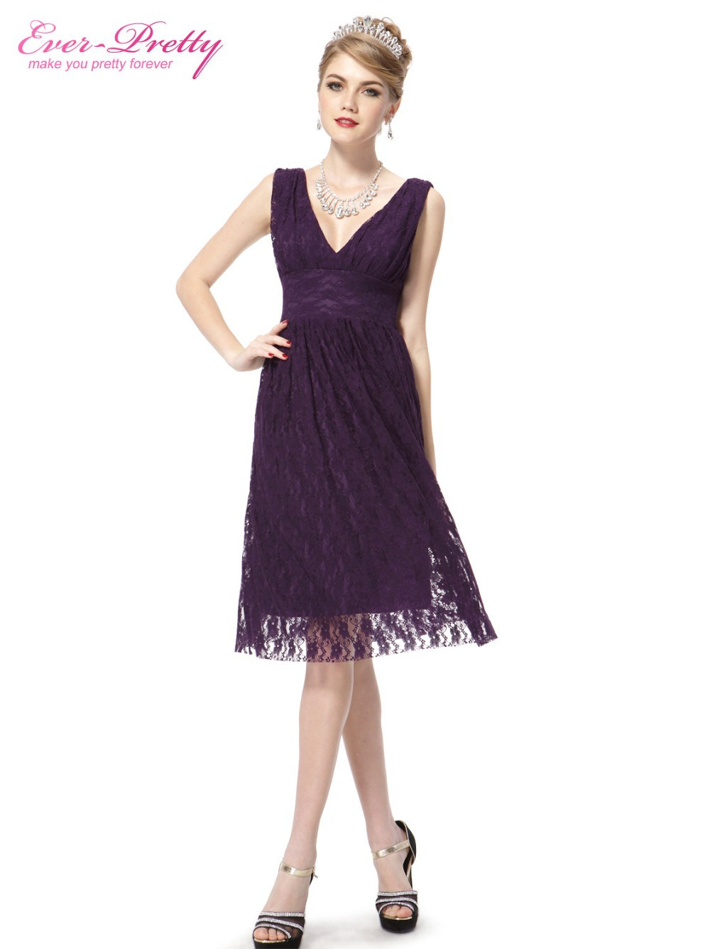 Bridesmaid dress ever pretty fast shipping 03410 507305092 sexy bridesmaid dress ever pretty fast shipping 03410 507305092 sexy double v neck lace bridesmaid dress in bridesmaid dresses from weddings events on ombrellifo Images