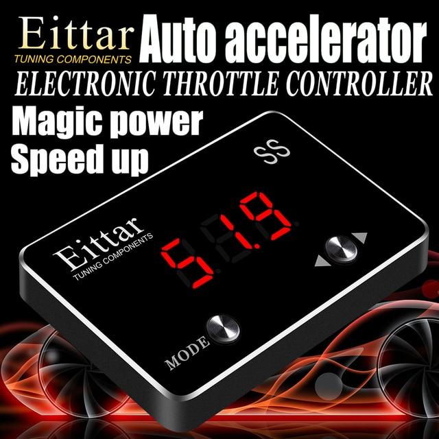 Acelerador de acelerador electrónico Eittar para HONDA FIT GE6/7 GE8/9 2007,10 ~ 2013,8