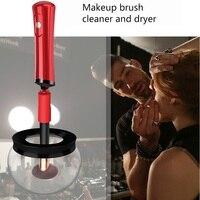 Professional Electric Makeup Brush Cleaner & Dryer Set Make Up Brushes Washing Tool Foundation Powder Makeup Brushes Cleaner
