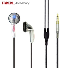 Newest FAAEAL Rosemary 150ohms High Impedance Hifi earphone DIY MX500 earbud Heavy bass ear