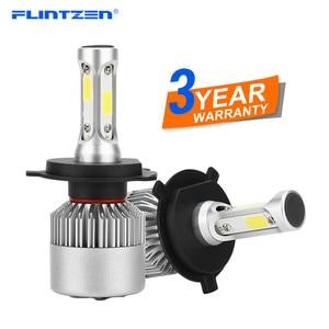Flintzen H4 Hi/lo H7 H11 9006