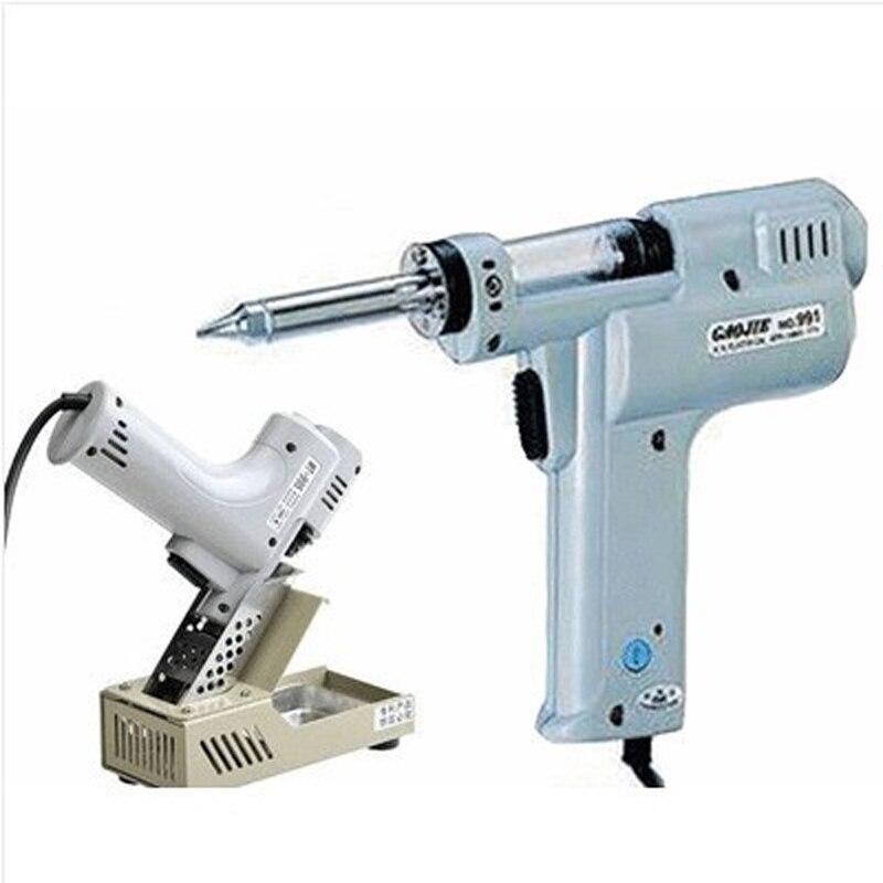 110 V/220 V S-993A pistolet à souder électrique fers à souder électrique pompe à dessouder sous vide pistolet à souder