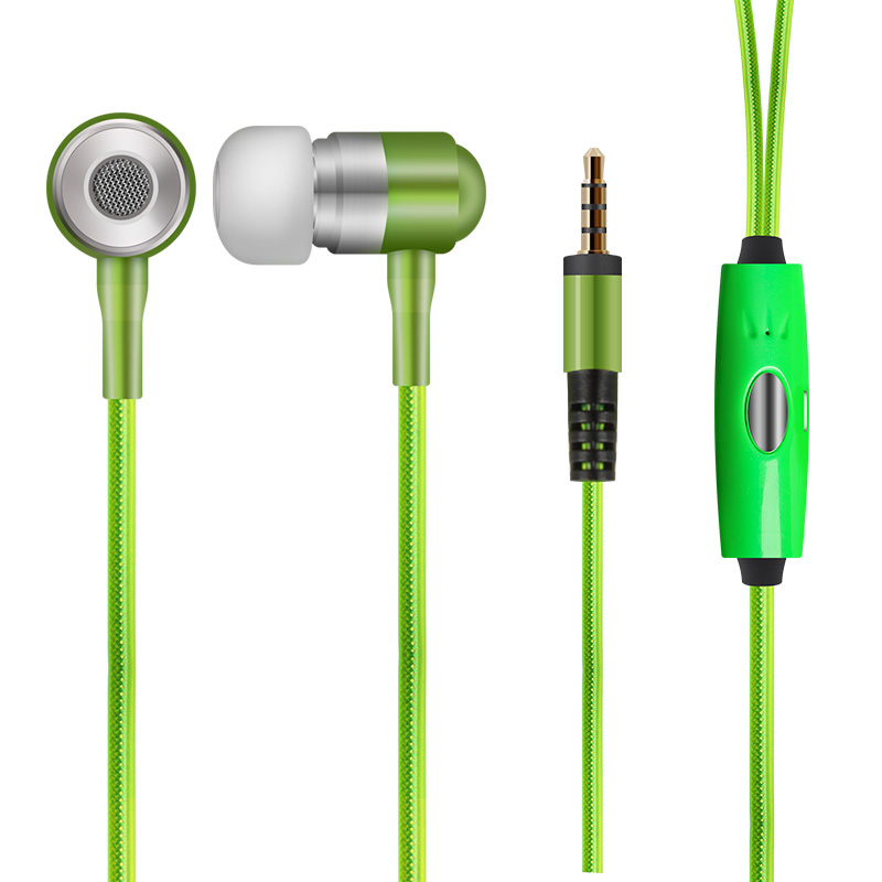 Urizons 3.5mm Wired Earphone Gaming Headset PC Gamer Stereo EL Glowing Earphones with Microphone for Mobile Phone PC 2018 NEW
