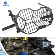 Фотография waase Motorcycle Headlight Grille Guard Cover Protector For BMW R1200GS ADV Adventure  (Water Cooled) 2013 2014 2015 2016