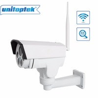 HD 960P Mini Bullet Wifi PTZ IP Camera CCTV HI3518E 4X Zoom Auto Focus 2 8