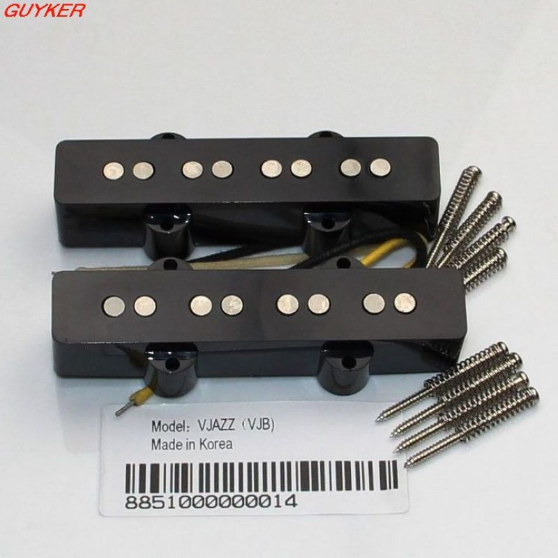 Vintage Style get 6O S JB electric bass Guitar Pickup alnico pickups four string guitar accessories