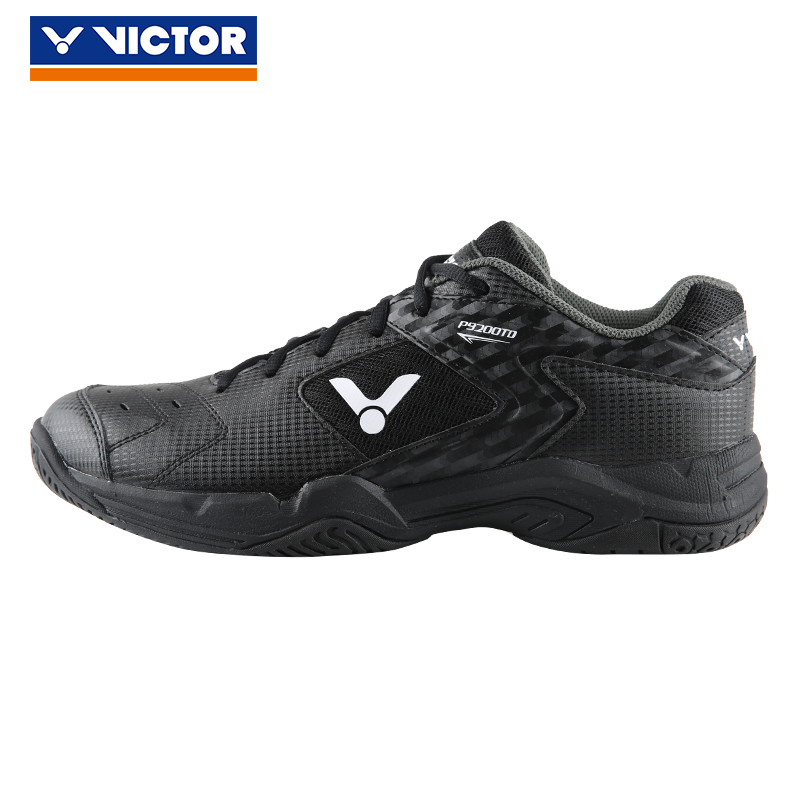 Victor Badminton Shoes High Elasticity Breathable Anti-Slip Stable Sport Sneakers For Men P9200td
