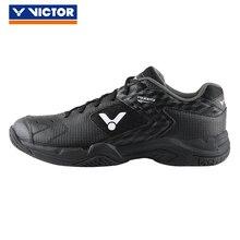 Victor обувь для бадминтона высокая эластичность дышащие Нескользящие стабильные спортивные кроссовки для мужчин P9200td