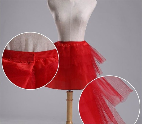 2016-New-Children-Petticoats-3-Layers-Hoopless-Short-Flower-Girl-Dress-Crinoline-for-Wedding-Little-Girls (2)