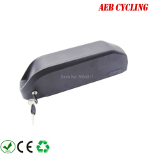 EU US free taxes Lithium ion ebike battery 48V 17.5Ah high power Li-ion electric bicycle battery for fat tire bike with charger