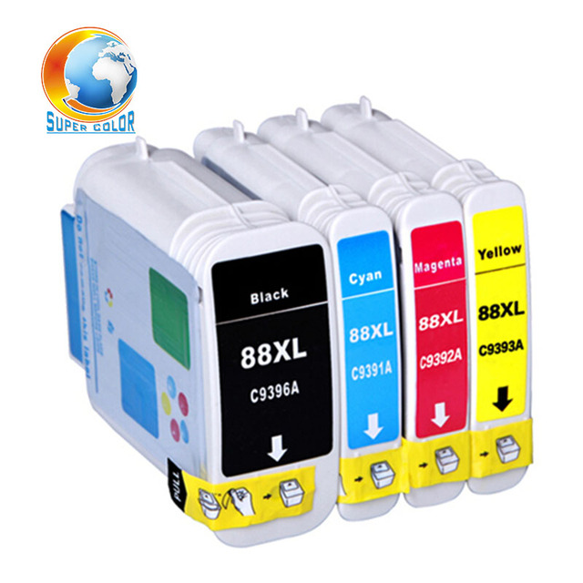 for hp 88 xl 88xl c9396a ink cartrides for hp officejet pro k550 rh aliexpress com
