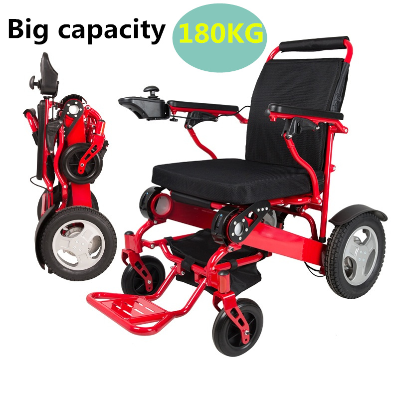 Directly Sell Lightweight Airplane Electric Wheel Chair