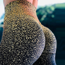 Yoga Pants Women Woman Legins Leopard Print Fitness Sexy Sport Tights Push Up Seamless Gym Sports Wear Exercise