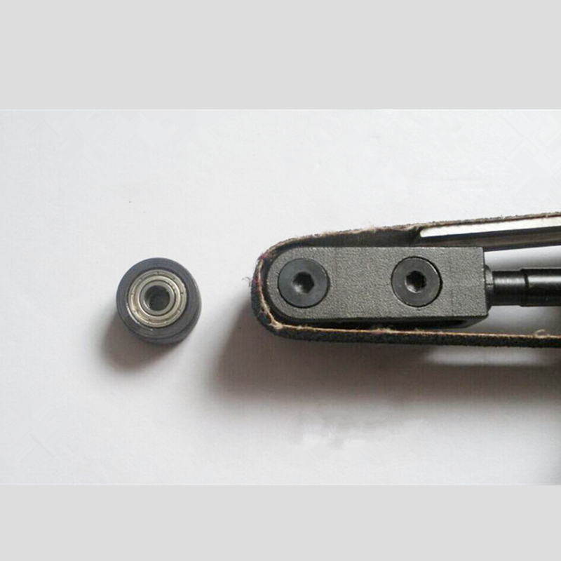 Front Steel Bearing Roller Accessory 10mm 20mm for Air