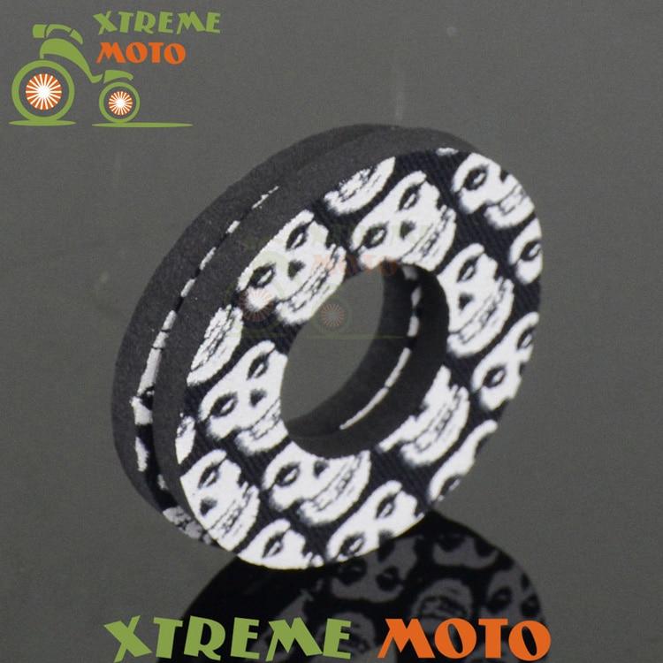 Metal Mulisha Factory Grip Donuts For KTM CR CRF XR YZ YZF WR WRF RM ...