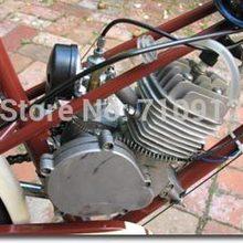 OutRider Лидер продаж! ORK-POWERG Высокое качество 2-х тактный двигатель 80CC газопровода двигателя мопеда