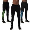 2016 Pantalones de La Manera Hombres de la Marca Gymshark Medias Pantalones de Chándal Para Hombre de Algodón Vaina Pantalones Chicos Del Basculador