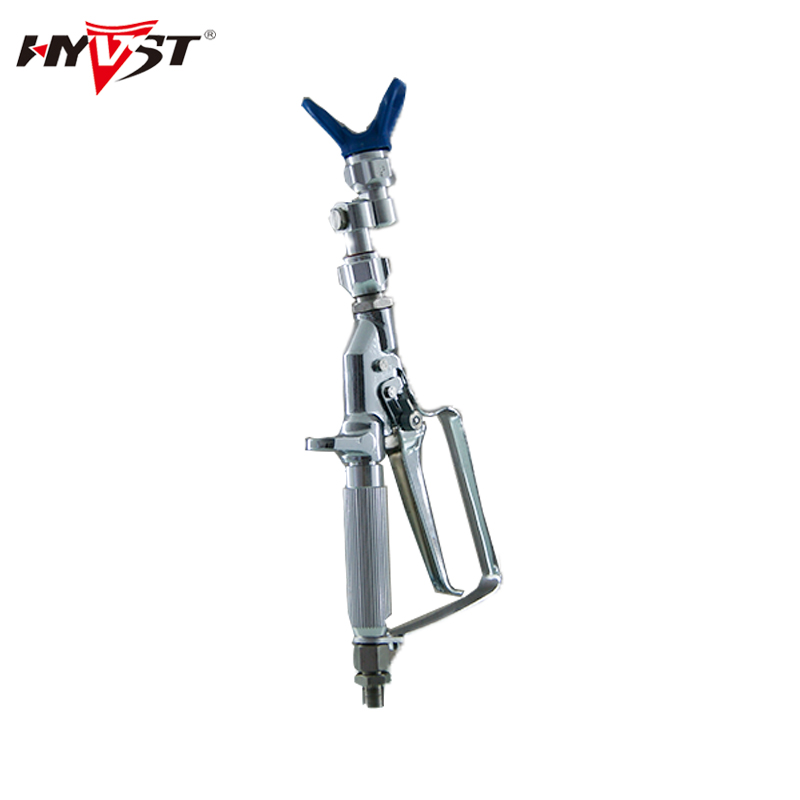 High Qulity  Airbrush Airless  paint spray gun,with 517nozzle tip straight shank maximum pressure3600 PSI tool  Paint spray gun high quality airbrush magic spray gun airless paint sprayer air brush alloy w71 airbrush magic spray gun airless paint sprayer