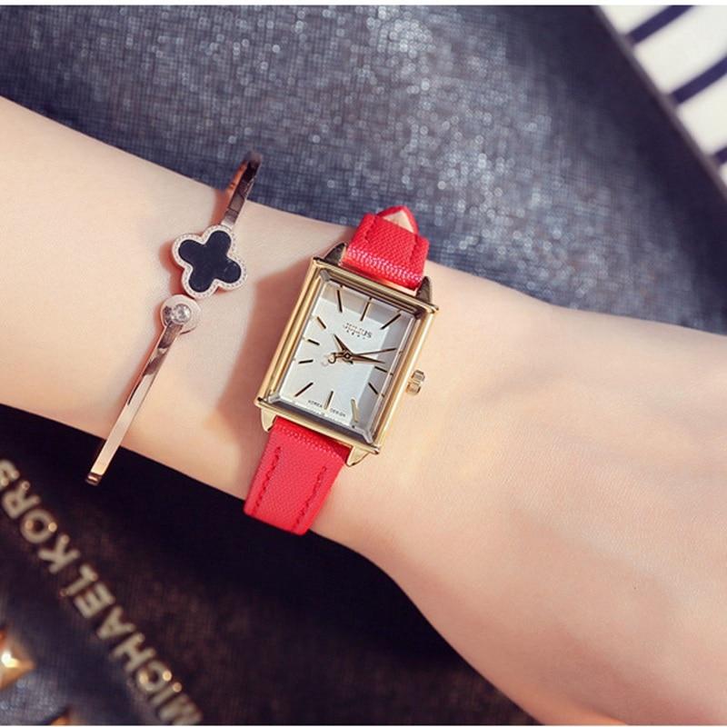 Top oryginalny JULIUS 787 kobiety moda casual zegarek kwarcowy panie - Zegarki damskie - Zdjęcie 5