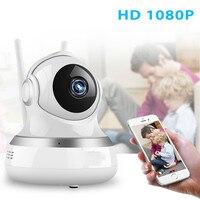 1080P Wireless Baby Video Monitors Nanny Camera Intercom Room To Room Camera Monitor Baby Camera Control Home Phone Wireless