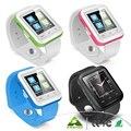 10PCS 2016 New Bluetooth Smart Watch U9 Reloj Inteligente Wearable Wrist Watch for IOS Samsung Android Phone PK U8 dz 09