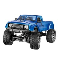 LeadingStar WiFi 2.4G Remote Control Car 1:16 Military Truck Off Road Climbing Auto Toy Car Controller Toys