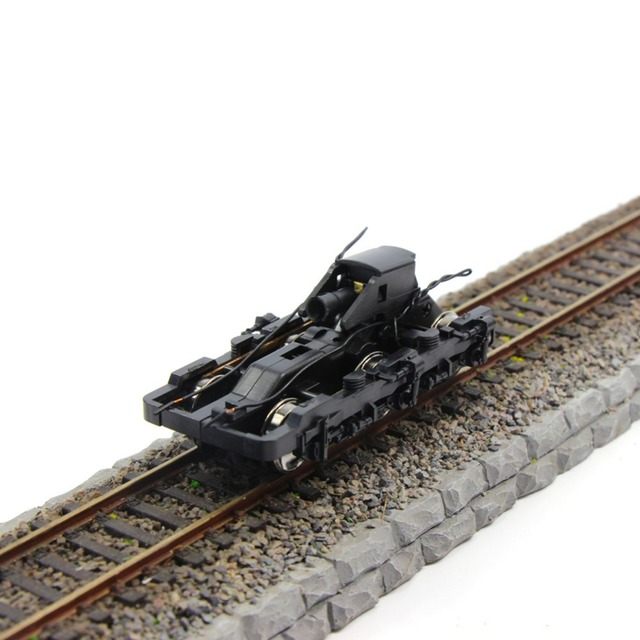 US $11 19 |Evemodel New 1:87 Model Train ho scale diy Universal Train  Undercarriage accessories HP0587 model building kit DIY accessories-in  Model
