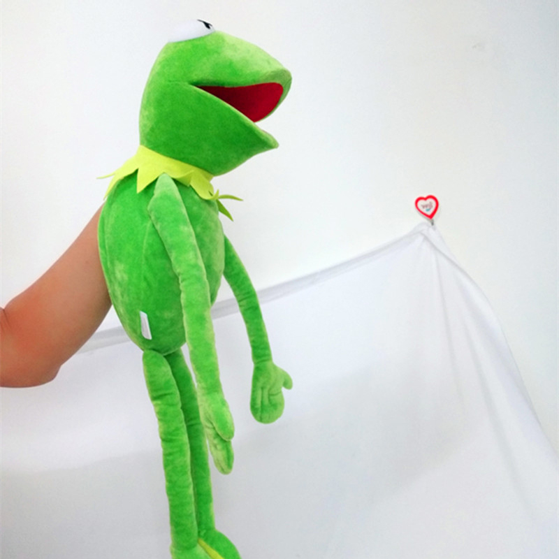 Kermit frog Puppets plush toy doll stuffed toys  3
