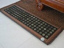 2016 Health Care Mattress Jade Infrared  Mat Jade Heating Massage Sofa Cushion 50*150CM Free Shipping