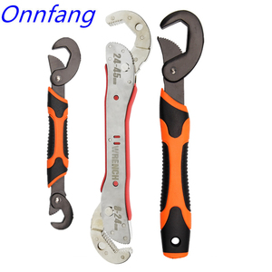 Image 1 - Hot Adjustable Spanner Multi function Universal Wrench Tool Home Repair Key Hand tool Multi Purpose Universal Pipe Wrench