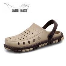 Water Shoes Men Aqua Barefoot Male Summer Hole Beach Slippers Clogs Fishing Sandals Casual Swimming Sea Sandalias