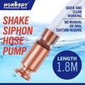 HORUSDY Siphon Hose Pump Automatic Water Jiggler Liquid Transfer Self Priming Shake Siphon Hose Pump 180CM