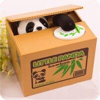 Brand New Itazura Coin Bank Panda Children S Money Boxes Gift Steal Money Cat Dog Monkey